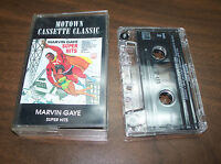 CASSETTE TAPE, MARVIN GAYE SUPER HITS, MOTOWN CLASSIC, GRAPEVINE, SWEET IT IS