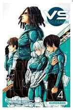 manga VS Versus Earth tome 4 Shonen Watanabe Ichitomo Horreur Gore Kurokawa VF
