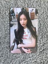 (G) I-DLE Official SHUHUA 1st Mini Album I Am Latata Photo card K-pop G Idle
