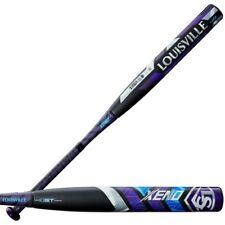 """New listing 2021 Louisville Slugger XENO Fastpitch 34""""/24oz (-10) Gently Used Bat WBL2456010"""