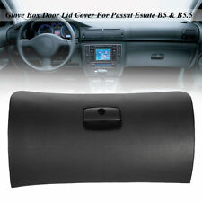 Black Glove Box Door Lid Cover 45 x 23cm For Passat Estate B5 & B5.5 1997-2005