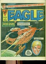 EAGLE weekly British comic book January 28 1984 VG+