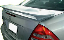 Fits 2001 - 2007 Mercedes C-Class W203 Custom Spoiler Wing Primer Un-painted