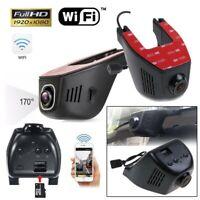 Telecamera Auto Full HD 1080P Hidden WiFi DVR Video Recorder Dash Cam G-sensor