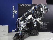SWAROVSKI SOULMATES LION RETIRED 2011 MIB #1001111
