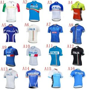 Quick-dry men's cycling short sleeve outdoor sports MTB cycling jersey top G08