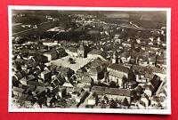 Foto AK BISCHOFSWERDA in Sa. um 1935 Luftbild Fliegeraufnahme   ( 12579
