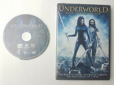 Underworld: Rise of the Lycans (DVD, 2009) free shipping
