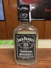 RARE 1984 EMPTY  JACK DANIELS 200ML FAKE SEAL WITH PROTOTYPE LABEL -NO GREEN