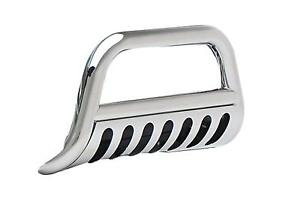 Smittybilt 51012 Stainless Steel Grille Saver for 99-06 Chevy & GMC 1500