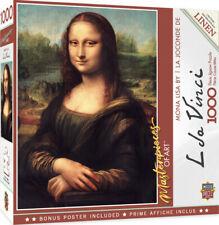 Masterpieces 1000pcs Masterpieces of Art Mona Lisa Jigsaw Puzzle