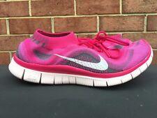 2013 Nike Pink Free Run Flyknit 5.0 Women 10 Men 8.5 Supreme Bape Air Max Runner