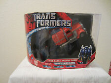 Hasbro Transformers Movie Voyager Class Autobot First Strike Optimus Prime MISB