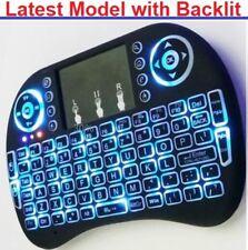 Wireless Android Tv Box Mini Keyboard Keypad Ri i8+ Remote Control Tuch Pad