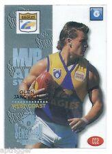 1994 Dynamic AFL Sensation Acetate MVP [ CC2 ] Glen JAKOVICH West Coast