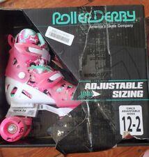 Roller Derby Adjustable Skates Girls Sizing 12-2
