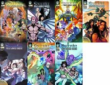 Soulfire: New World Order #1-5 (2007-2010) Aspen Comics - 7 Comics