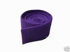 Skinny Knit Tie Made In Japan, Free Worldwide Shipping, Mod, Ska, Thin, Slim