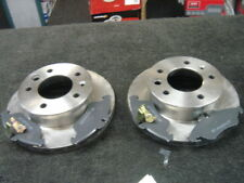Front Vented Brake Discs Mercedes Sprinter 311 CDi Platform 2000-06 109HP 276mm