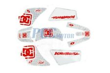 DC GRAPHICS DECAL STICKERS 3M FOR YAMAHA PW50 PEEWEE PW 50 I DE40