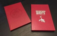 Hellboy - Seed of Destruction - Hardcover - Slipcase - Signed - 885 of 1000