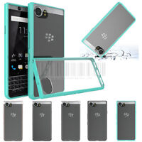 Shockproof Clear Slim Hybrid Bumper Hard Phone Case Cover For Blackberry Keyone
