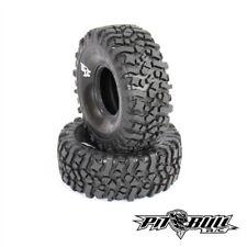 Pit Bull 2.2 Rock Beast II Scale R/C Tires Alien Kompound (2) PBTPB9002AK