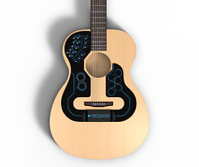 Acpad Acoustic Guitar - Wireless MIDI Controller- Gold