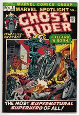 MARVEL SPOTLIGHT 5 - 1st Appearance GHOST RIDER Johnny Blaze! CGC it!!! 1972
