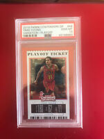 🔥Pop 1 🔥Trae Young #13/18 2019-20 Panini Contenders Playoff Variation PSA 10