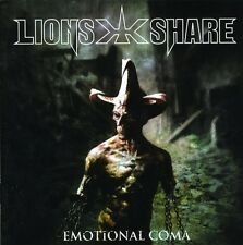Emotional Coma - Lions Share (2007, CD NIEUW)