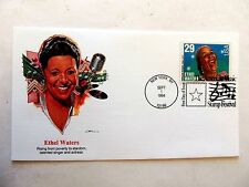 """September 1st, 1994 """"Ethel Waters"""" First Day Issue"""