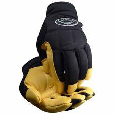3pr Lot Sheep Grain Foam Pad Mechanics Gloves Industrial Gloves Contractor Supp