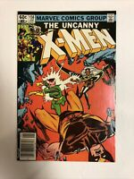 Uncanny X-Men 1982 # 158 (F/VF) ~ 1st appearance of Rogue in X-Men Ms. Marvel