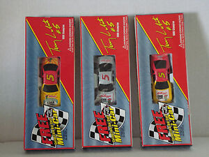 DIECAST KELLOGG'S RACING SET OF 3, TERRY LEBONTE #5 1/64