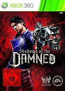 XBOX 360 SHADOWS OF THE DAMNED - 100% UNCUT- ACTION-SHOOTER *** NEU ***