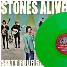 "THE ROLLING STONES "" SIXTY FOUR SIXTY FIVE "" LIMITED * COLOURED VINYL LP * OFFIC"