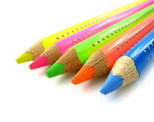 5 Colors Faber-Castell  Dry Highlight Textliner Pencils New School Stationery