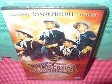 EL SEPTIMO DE CABALLERIA  dvd - scott - NUEVA
