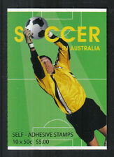 Australia 2006 World Cup Soccer sa bklt-Attractive Sports Topical (2523a) Mnh