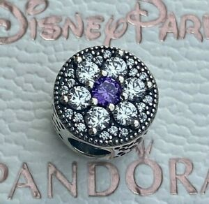 NEW AUTHENTIC PANDORA Silver Forget Me Not Charm 791832ACZ