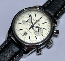 Breitling Transocean 38mm chrono, just serviced, Great Deal!