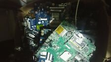 6 pcs Genuine HP acer windows 7 motherboards non working as is FOR PARTS