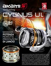 moulinet Surfcasting akami cygnus ul special competitions