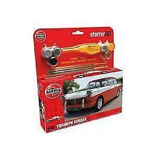 Airfix 1:32 Triumph Herald Scale Classic Car Gift Set (A55201)