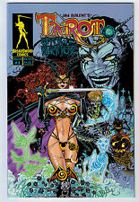 TAROT WHICH OF THE BLACK ROSE #1 9.2 COVER A 2000 WHITE PAGES MODERN AGE
