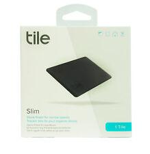 Tile Slim Item Tracker w/ 200 Ft. Wireless Range & 3-Year Battery - 1 Pack