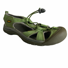 Keen Sandales US 6.5 Femme NEWPORT H2 Waterproof Chaussures Vert Randonnée
