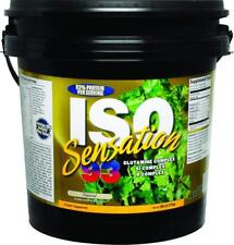 ULTIMATE NUTRITION ISO SENSATION 93 (5 LB) Whey Protein Isolate Unflavored