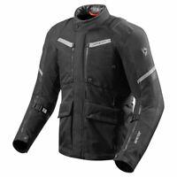 Rev'it Neptune 2 Gore-Tex GTX Textile Motorcycle Jacket Black | Rev'it! Revit
